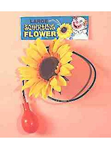 Giant Squirting Sunflower - -
