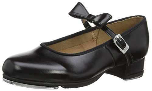 Negro de Merry Jane Zapatos Tap Bloch Niñas Black qPxYzZc1