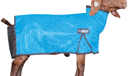 Weaver Leather Livestock ProCool Mesh Goat Blanket with Reflective Piping by Weaver Leather