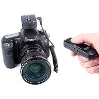 Viltrox Wireless Remote Shutter Release JY120-C1 for Canon EOS 1100D 1200D 760D 100D 550D 70D 60Da 60D T6s T6i T5i T3i T5 T3