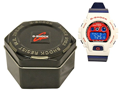 Casio G-Shock Classic Series White Blue Watch GDX6900CS-7 by Unknown