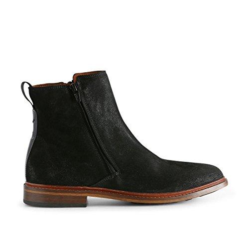 Shoe rack - Christie S, Stivali Uomo Nero (Black 110)