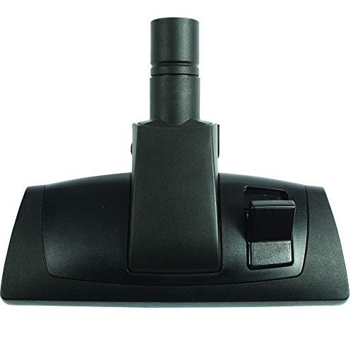 Cen-Tec Systems 69823 Combination Hard Floor and Carpet Nozzle for Backpack Vacuums, Black ()
