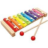 Gearmax® Bambino Kid Musical Giocattoli xilofono saggezza Sviluppo strumento di legno