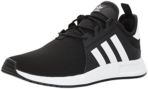 adidas Originals Men's X PLR Running Shoe, Black/White/Black, 11 M US
