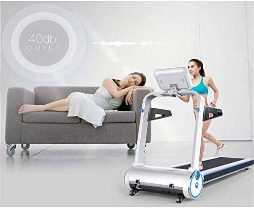 SMQHH Treadmills Cardio Training, Treadmills for Home Folding Running Jogging Machine Gym Treadmill Fitness Electric 2