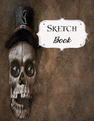 Sketch Book: Halloween | Sketchbook | Scetchpad for Drawing or Doodling | Notebook Pad for Creative Artists | #2 | -