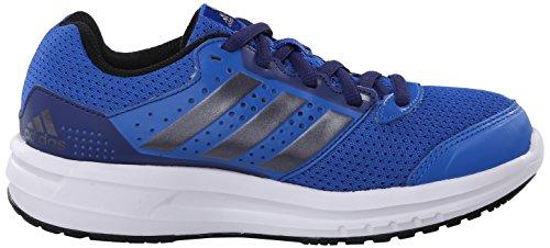 adidas Performance Duramo 7K zapatilla de running (poco Kid/Big Kid) Blue/Grey/Dark Blue