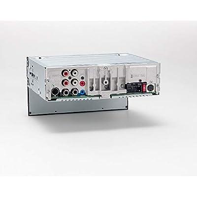 Sony WX-920BT Double Din Radio Install Kit With Sirius XM Ready, USB/AUX, CD Player Fits 1999-2002 Silverado, 1999-2002 Tahoe, 1999-2002 Yukon: Automotive