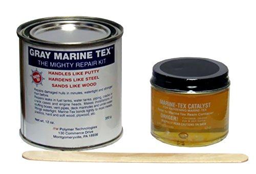 Marine Tex Epoxy Putty : Marine tex epoxy putty gray ounce lb kit