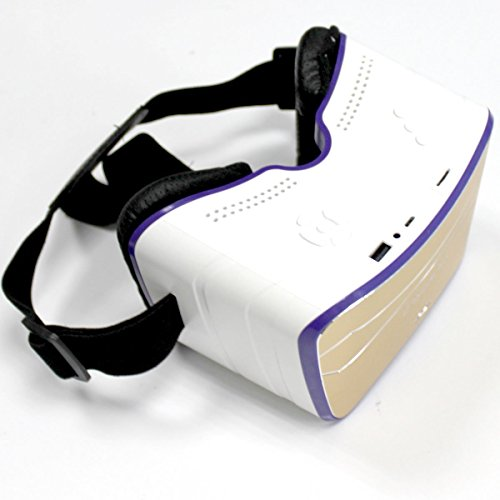 T.Face Space 3D glasses vr glasses virtual reality glasses all in one vr headset goggles box for games and video by T.Face (Image #3)