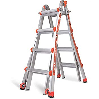Little Giant Type 1a Classic Multi Use Ladder 17 Ft