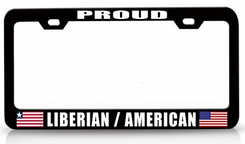 License Plate Covers Proud Croatian American Nationality Patriotic Steel License Plate Frame Ch Frames
