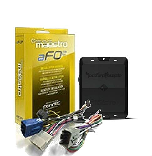 DSR1 8-Channel Interactive Signal Processorw/ADS HRN-AR-FO2 Integrated iDatalink Maestro Module with T Harness for Select Ford Vehicles and a Sound of Tri-State Lanyard Bundle by Sound of Tri-State