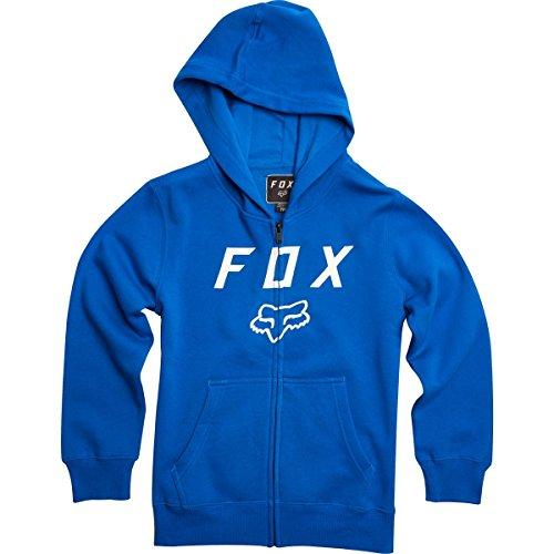 - Fox Racing Big Boys' Legacy Moth Fleece Hoody,YXL,Blue