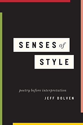 Senses of Style: Poetry before - Ohara Chicago