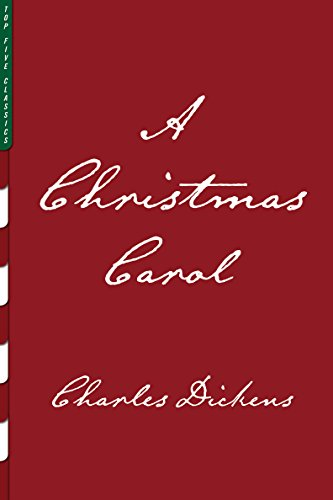 a christmas carol illustrated top five classics book 4 by dickens - A Christmas Carol Full Text