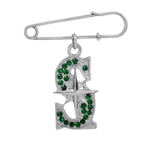 Game Time Offical MLB SEATTLE MARINERS Jewelry Pin