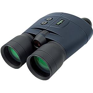 Night Owl NOXB-5 Explorer Pro 5X Night Vision Binoculars with Infared Illuminators