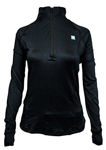 Rahnr Women's tech 1/2 zip long sleeve pullover - Jacket Pullover Performance Zip 1/2