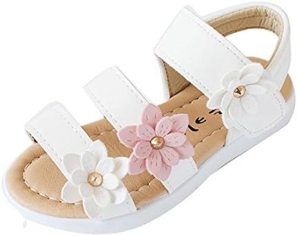 20d6e5d56 Sandalias niña verano ❤ Amlaiworld Zapatillas Zapatos planos de chicas Flor  Sandalias para niñas calzado. Cargando imágenes.