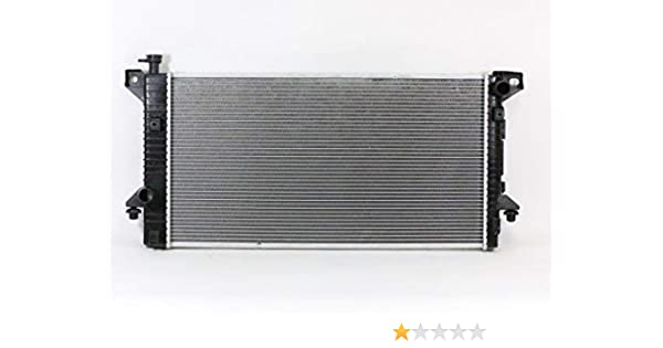 13099 Factory Style Aluminum Radiator for 09-14 Ford Expedition//Lincoln Navigator 5.4L AT