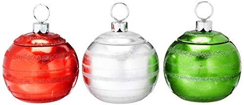 - Burton & Burton 9711134 Planter Ornament Shaped Metallic foil Colored Hand Painted, Multicolor