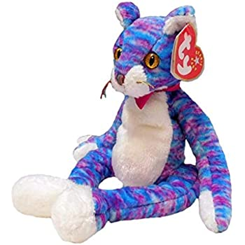 Amazon.com  TY Beanie Baby - KALEIDOSCOPE the Cat  Toys   Games a728a2432222