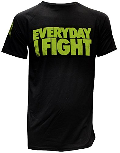 Tapout Chael Sonnen UFC on Fox Sports1 Walkout T-shirt (X-Large, Black)