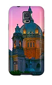 Durable Cathedral Of Saint Paul St. Paul Minnesota Back Case/cover For Galaxy S5