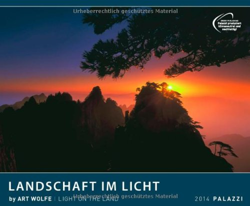 LANDSCHAFT IM LICHT 2014 Light on the land