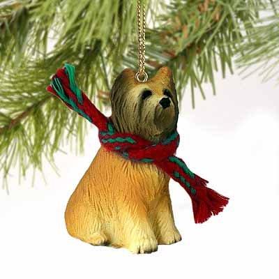 - Briard Miniature Dog Ornament
