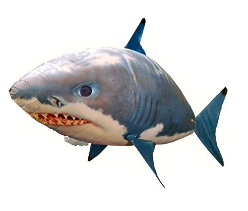 Air Swimmer Remote Control Inflatable Flying Shark Replacement Balloon (Air Swimmers Clown Fish compare prices)