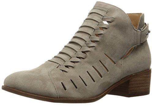 Sam Edelman Women's Pierson Ankle Bootie, Putty Suede, 8 M US ()