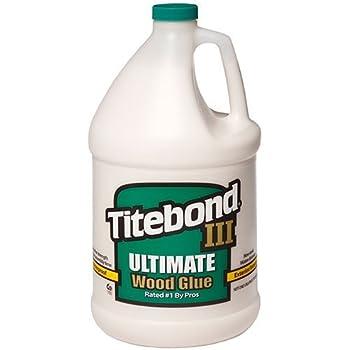 Franklin International 1416 Titebond-3 Ultimate Wood Glue, 1-Gallon