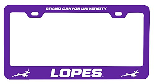Grand Canyon University Lopes License Plate Frame
