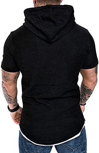 Cheap solid color hoodies _image3