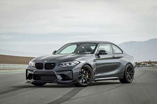 BMW M2 by Vorsteiner  Car Print on 10 Mil Archival Satin Pap