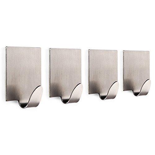 LingStar 3M Self Adhesive Bathroom Hooks