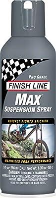 Finish Line Max Suspension Spray, 9oz Aerosol