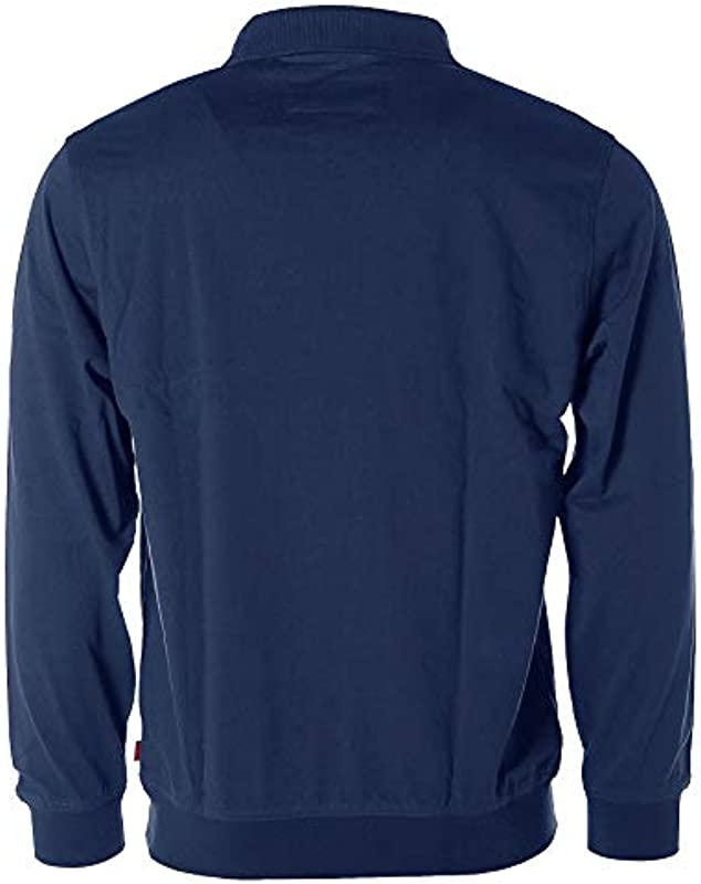 Signum Polo męska koszulka z długim rękawem z długim rękawem koszulka polo - l Royal: Odzież