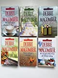 img - for Debbie Macomber (Set of 6) Wanted: Perfect Partner; Marriage Wanted; Navy Brat; Little Bit Country book / textbook / text book