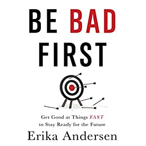 Be Bad First Audiobook