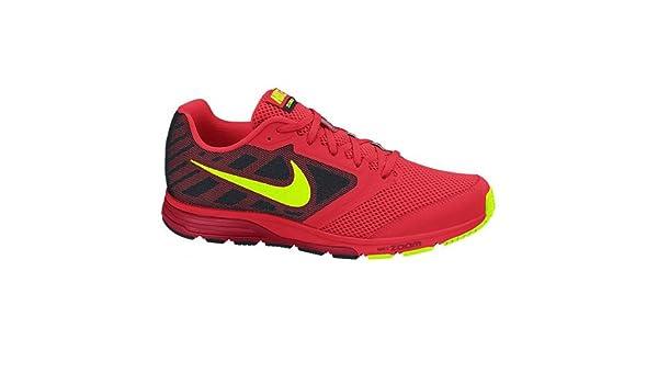 Nike Zoom Fly, Zapatillas de Running para Hombre, Rojo (Action Red/Volt/Black/Gym Red), 40 EU: Amazon.es: Zapatos y complementos