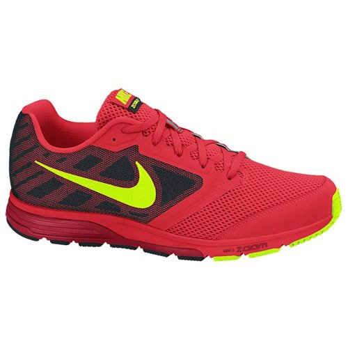 low priced 23200 dee28 Nike Zoom Fly, Zapatillas de Running para Hombre, Rojo (Action  Volt Black Gym Red), 40 EU  Amazon.es  Zapatos y complementos