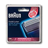 Braun 3-31B Replacement part (Black)