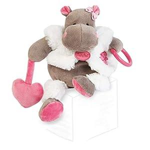 Baby nat' Pantin d'Activité Zoé l'Hippo Rose 5