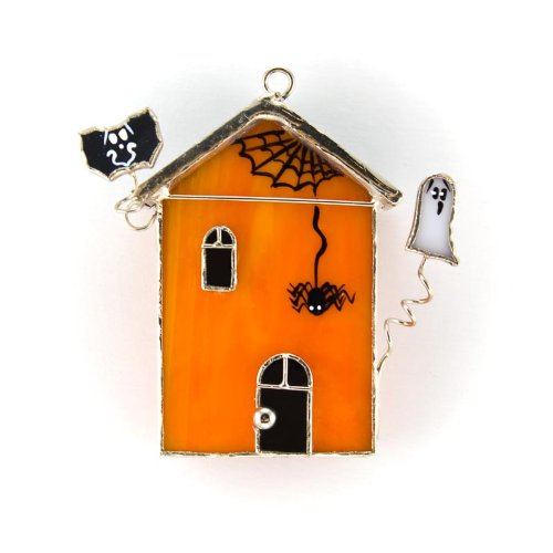 Switchables Glass Cover, Haunted -