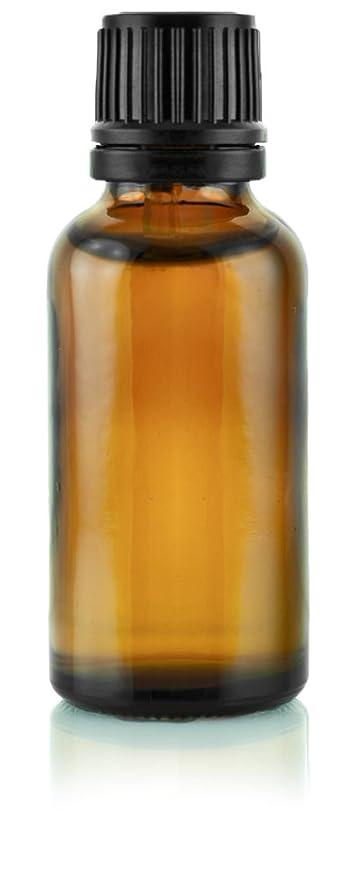 Botella Cristal Ámbar con Cuentagotas - 30ml