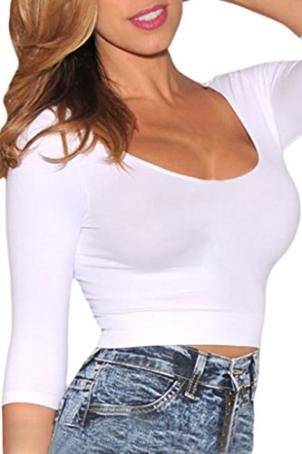 Chase Secret - Camisa deportiva - para mujer blanco